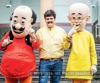 'Motu Patlu' director eyes Big B for sequel