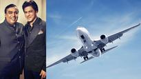 Indian billionaires and their private jets