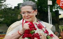 Sonia on Modi's turf of Kashi also targets BSP