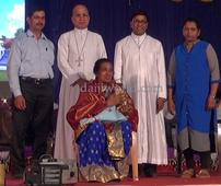 Udupi: Wilfy Nite marking Kalmady church inauguration enraptures music fans