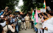 In pics: Hindu Sena organises bizarre event to free Balochistan