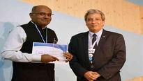 Sameer Maithel wins 2017 Climate and Clean Air Award