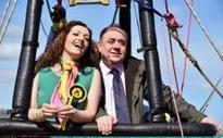 SNP accused of hypocrisy over taxpayer-funded trips by Alex Salmond and Tasmina Ahmed-Sheikh