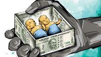 The newborn trafficking racket
