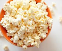 Avoid Popcorn for Toddlers