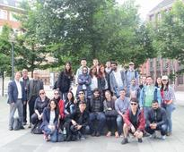 GUtech students learn to design energy efficient buildings in Berlin