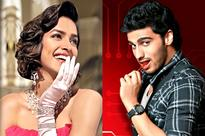Deepika, Arjun In English Film