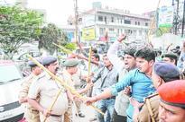 Clash over JNU event