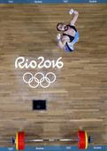 WEIGHTLIFTING / Rahimov sets record amid doping fears
