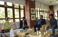 News story: British High Commissioner congratulates inspiring Bangladeshi young leaders