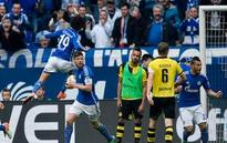 Schalke, Dortmund draw 2-2; Bayern leads by 7 points