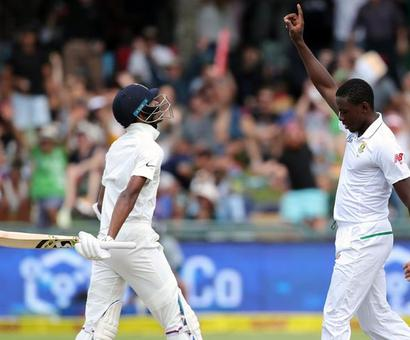 South Africa gunning for a whitewash, says Rabada