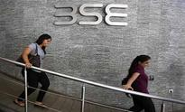 Sensex ends 123 points up on monsoon forecast