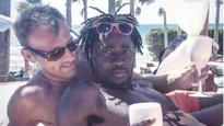 Bisi Alimi: Nigerian gay is love-struck as he goes on vacation with husband-to-be