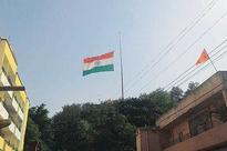 India's largest tricolour in Ranchi stuck, army roped in