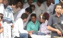 Rahul Gandhi Reaches Out To Family Of Dalit Thrashed In Gujarat