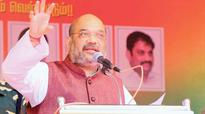 Tamil Nadu polls: Amit Shah attacks Dravidian parties
