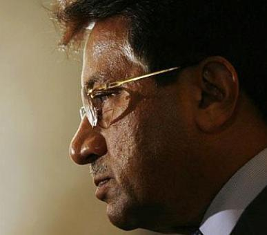 Pakistani court freezes Musharraf's accounts, confiscates his property