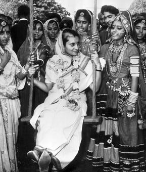 Khushwant Singh remembers Indira Gandhi
