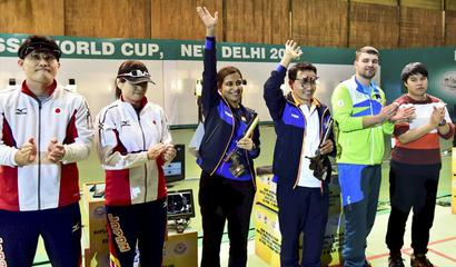 Despite criticism, NRAI says mixed gender events will benefit India