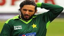 Pakistani all-rounder Shahid Afridi retires from international cricket