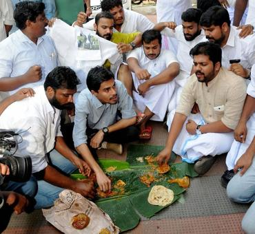 Kerala: Youth Congress workers booked for 'slaughtering calf' during Beef Fest
