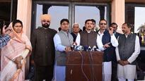 Jaipur: Opposition puts house in disorder