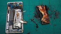 Samsung restricts Note 7 battery charge