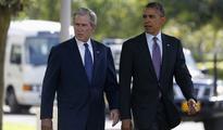 George W Bush an unlikely Democrat ally on the Muslim issue
