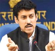 Matter of time before India play WC on their own: Rathore