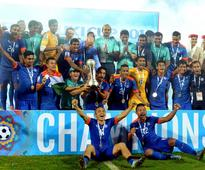 SAFF Cup: Jeje, Sunil Chhetri Inspire India to Victory over Afghans