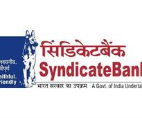 Syndicate Bank launches project Ananya