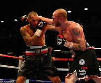 George Groves makes successful return as Brit defeats Andrea Di Luisa in fifth round