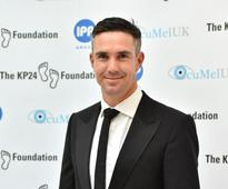 Kevin Pietersen throws himself into hands on coaching for KP24 Foundation