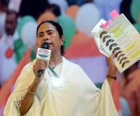 Mamata gets jittery as Cong-Left alliance gathers momentum