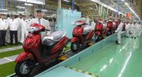 Robust demand for scooters sees Honda drive gains in 11 Indian States and 2 UTs