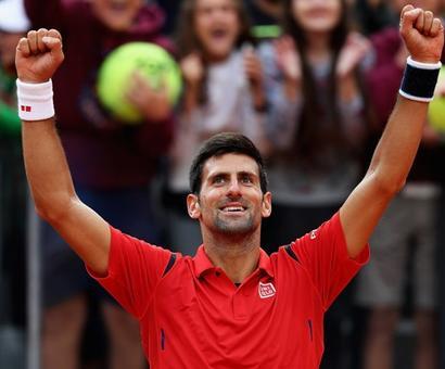 Italian Open: Djokovic fends off Nadal as Williams, Murray win