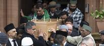 Funeral for murdered Muslim who wished Christians happy Easter