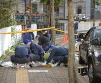 Chiba cops quiz man in 20s after two girls are stabbed in separate attacks
