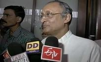 Bengal Finance Minister Amit Mitra Hospitalized
