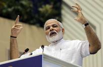 Modi slams Cong for lending voice to Kashmir separatists
