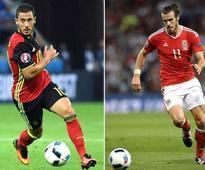 Euro 2016 Live Score Wales vs Belgium, Lille: It's Gareth Bale vs Eden Hazard