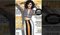 Running Shaadi.com star Taapsee Pannu turns up the heat in these latest magazine covers