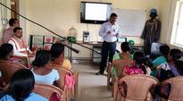 Tata Power's Maithon Power organises a heat stroke awareness programme
