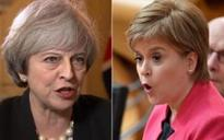 Theresa May tells Nicola Sturgeon Britain will be a 'more united nation' after Brexit as PM prepares to trigger Article 50