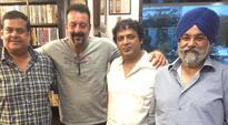 Sanjay Dutt signs his next titled Torbaaz