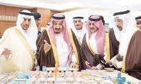 King Salman inaugurates mega projects in Ras Al-Khair,...