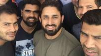 Pakistani cricketers stuck in Uganda? Saeed Ajmal says, 'We are safe and happy'