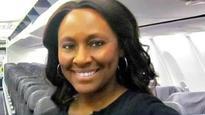 Flight attendant's keen sense rescues teenager from human trafficker