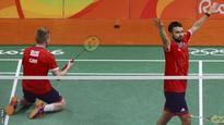 Rio Olympics 2016: Chris and Gabby Adcock knocked out